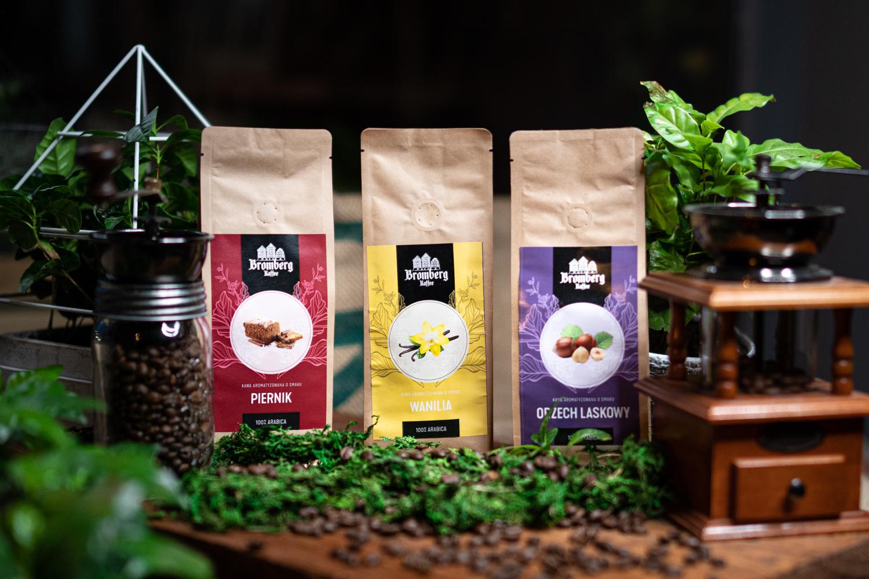 Kawy smakowe aromatyzowane