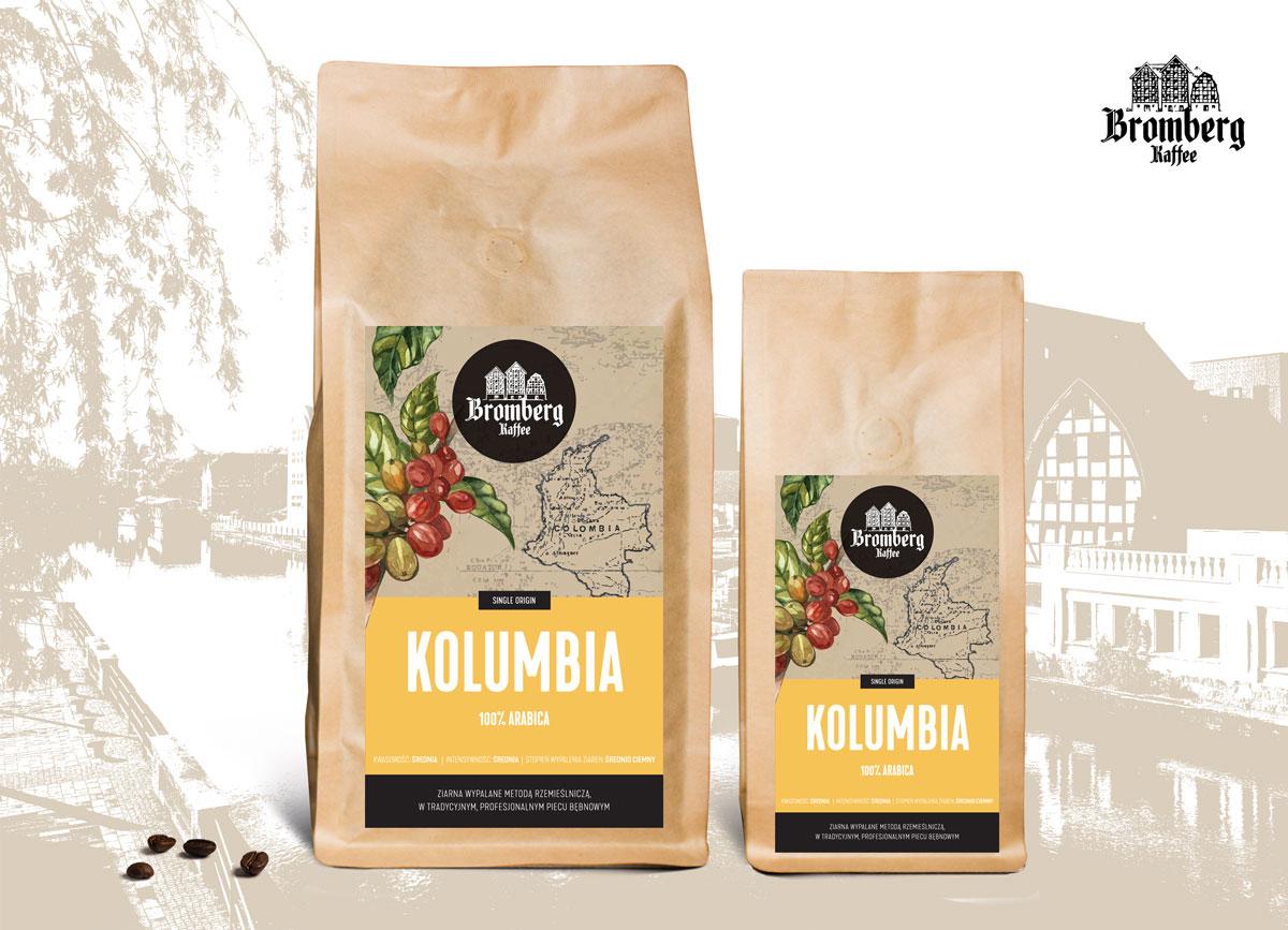 Kawa Kolumbia