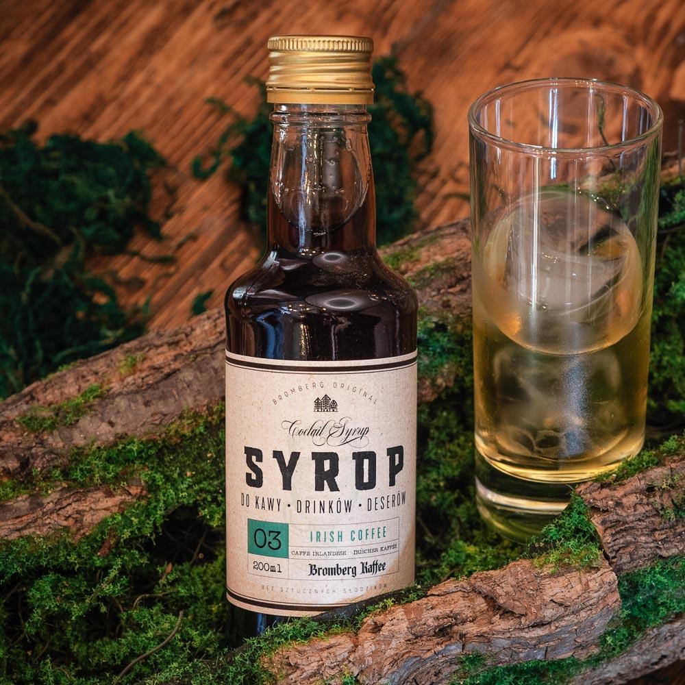Syrop Irish Coffiee